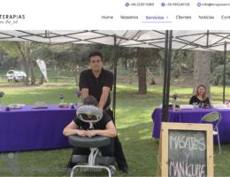 masaje para empresas en chile