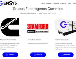 venta de Grupo electrogeno en santiago