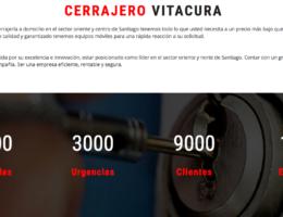 empresa de cerrajería en chile